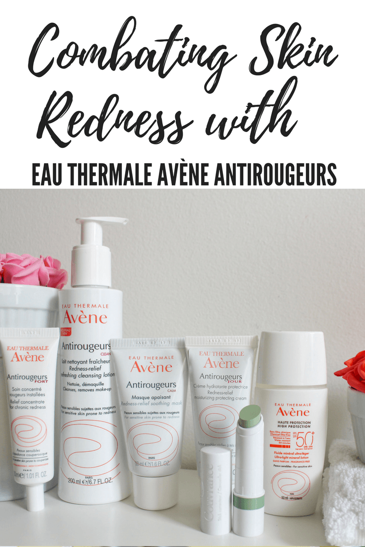Eau Thermale Avène Antirougeurs