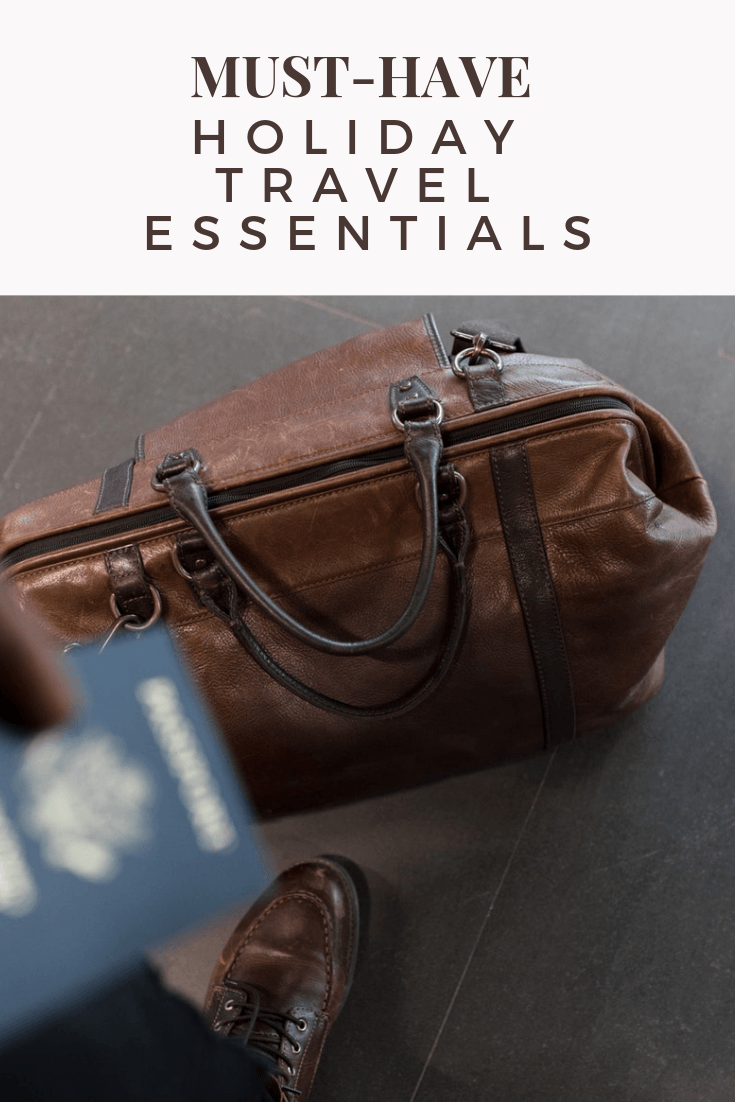 Must-Have Holiday Travel Essentials