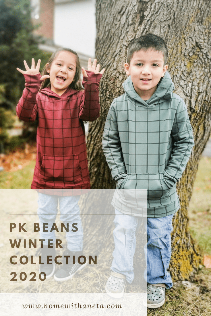 PK Beans Winter Collection 2020