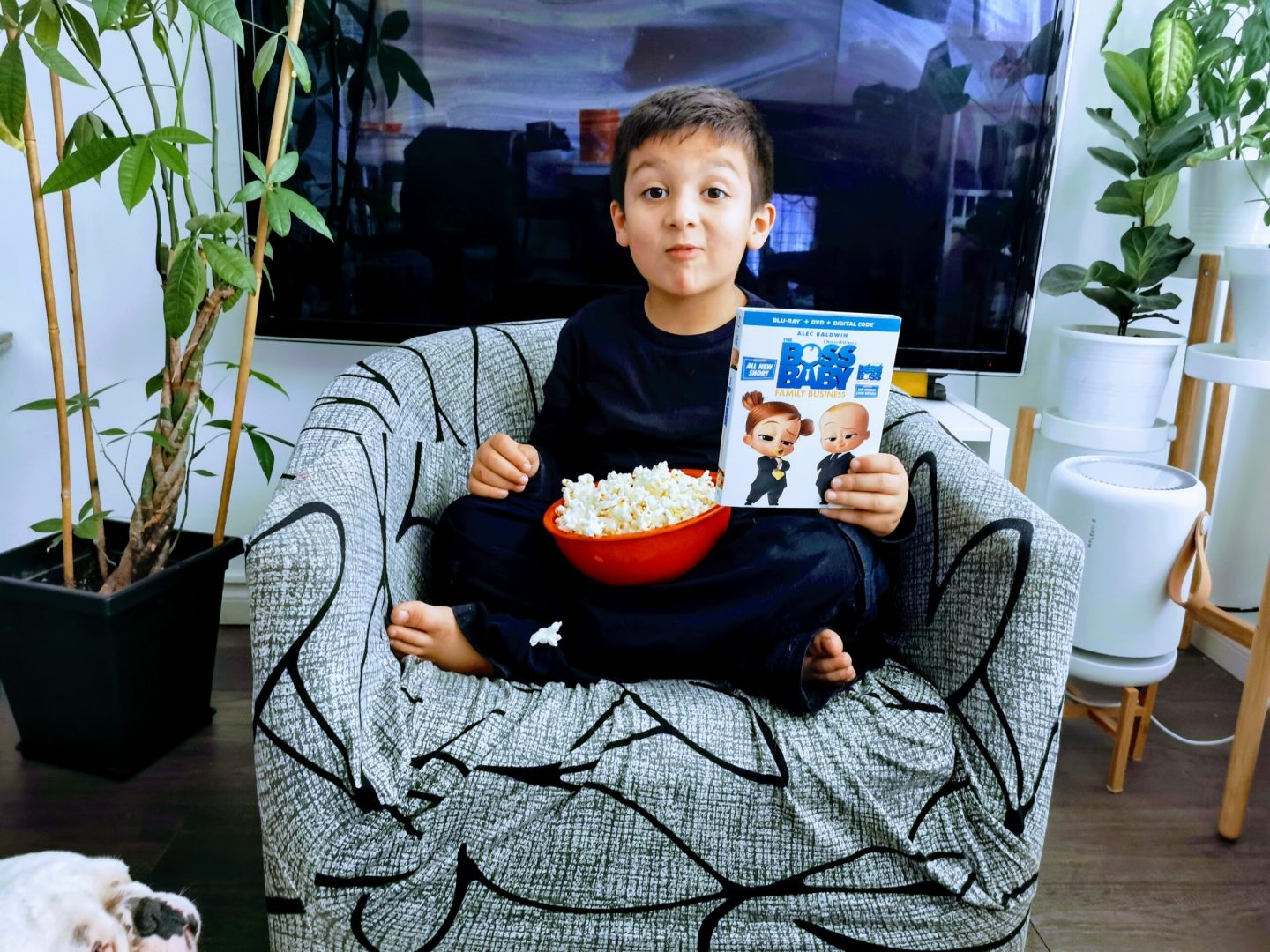 The Boss Baby: Family Business Review + a Giveaway