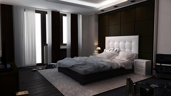 modern romantic bedroom ideas 12 Romantic Modern Sanctuary Bedroom Ideas | Home with Design