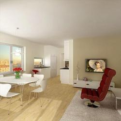 Small Minecraft Living Room