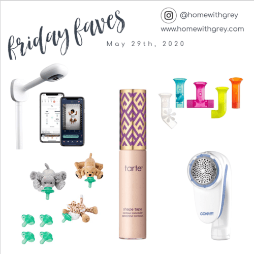 Friday Faves – May 29th, 2020