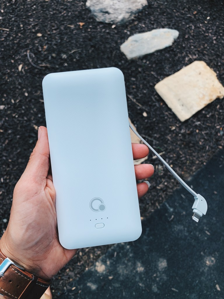 portable charger travel