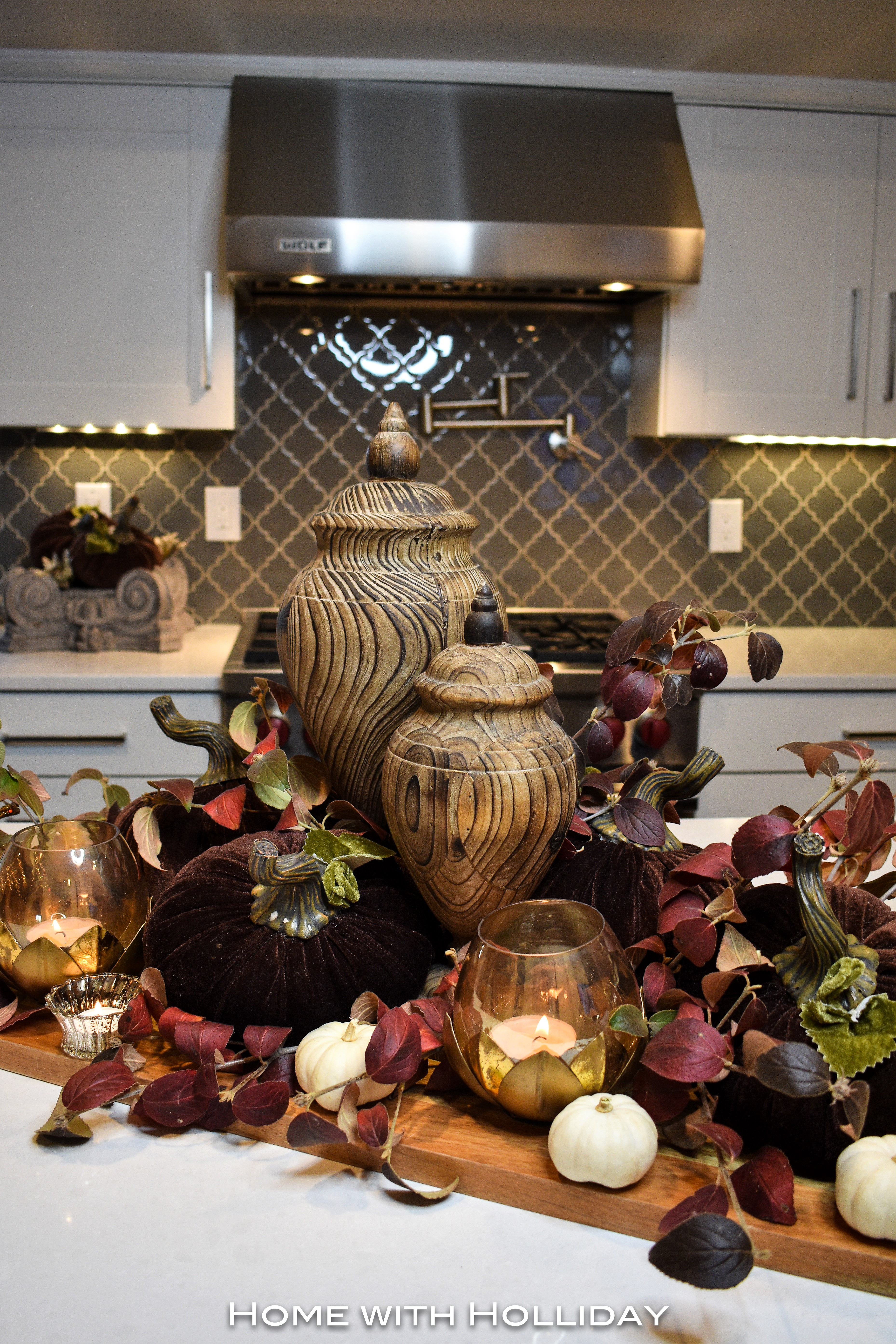 My Top Ten Posts of 2018 - Creative Ideas for Fall and Thanksgiving - Home with Holliday