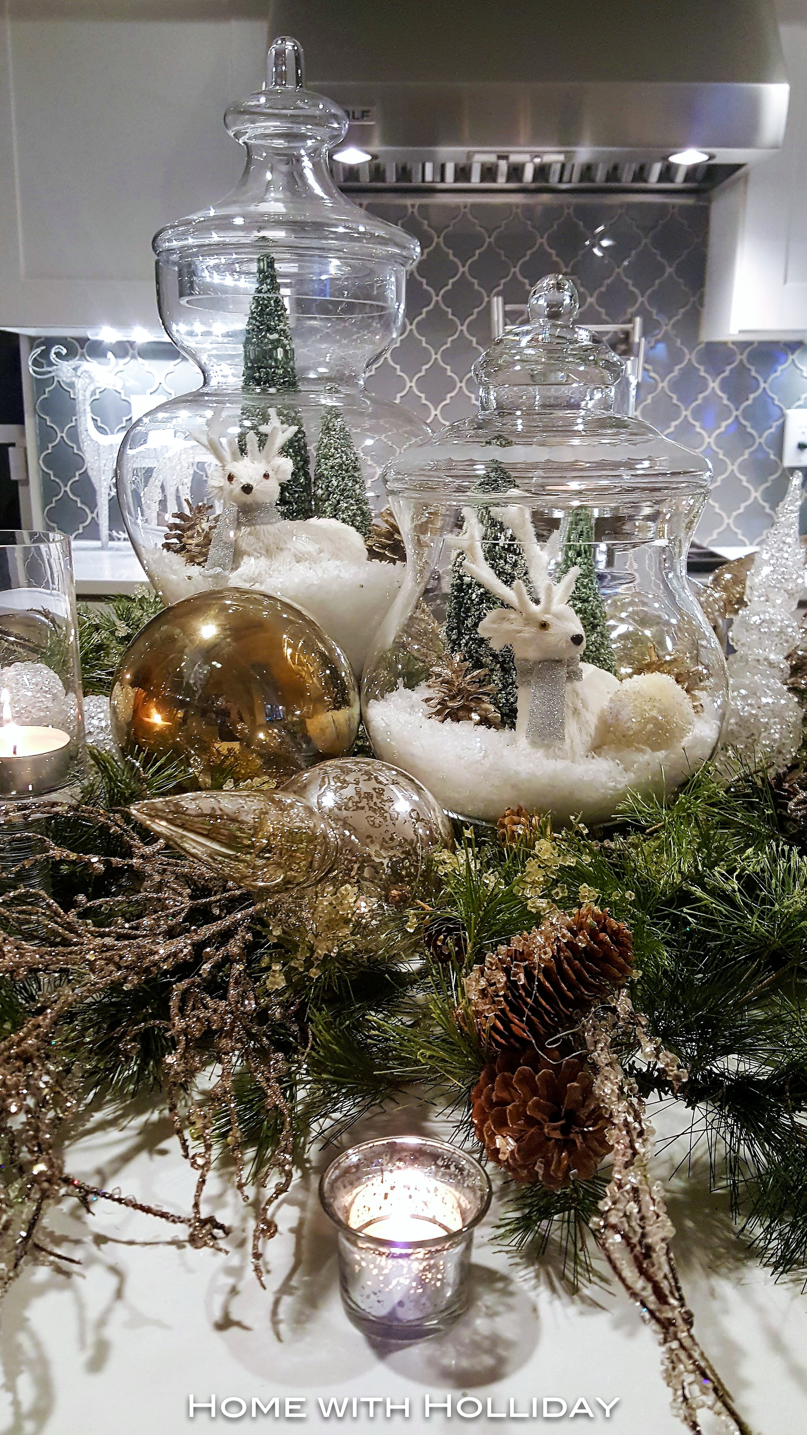 Easy and Elegant Christmas Decorating Ideas - Home with ...