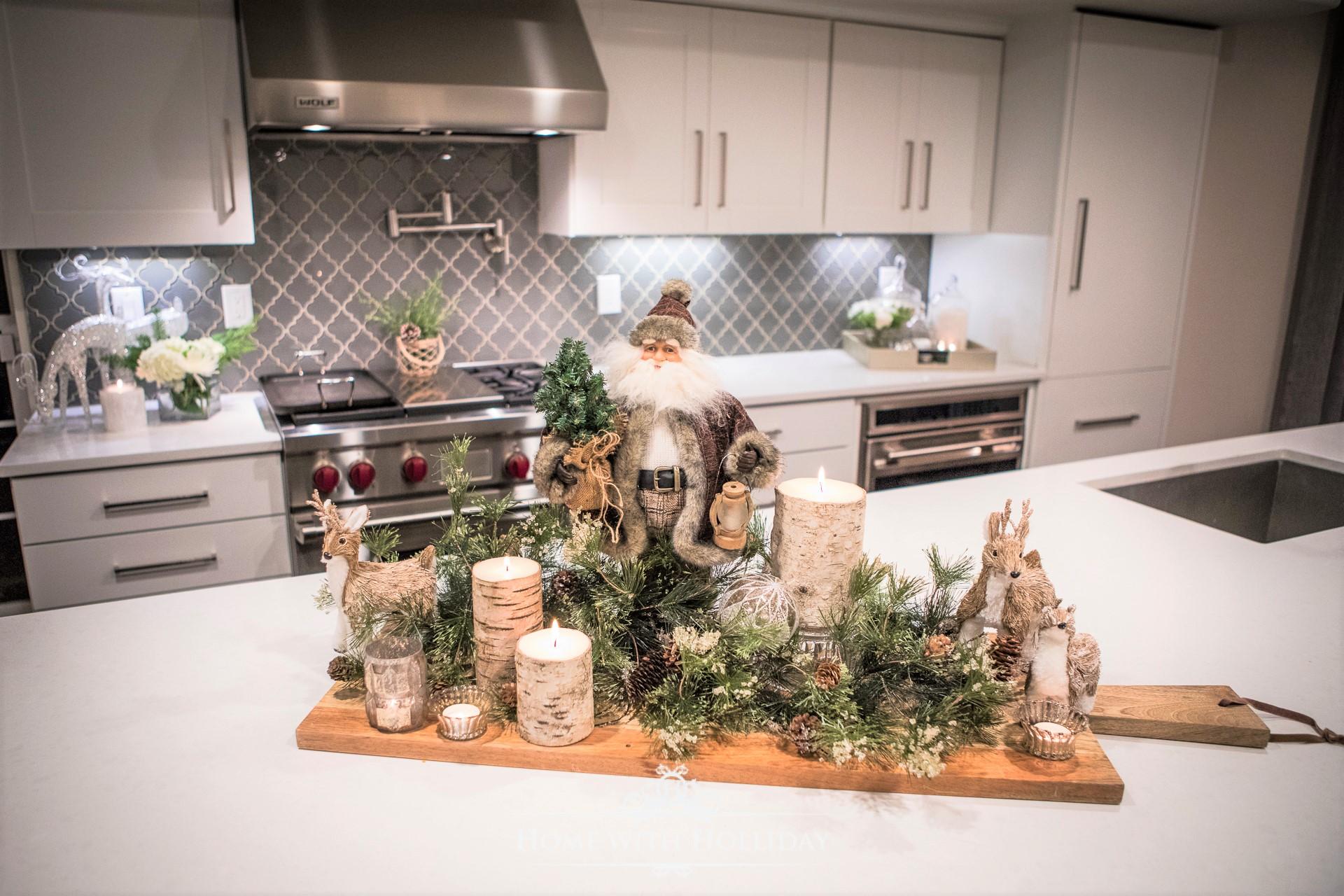 Christmas Home Tour 2017 - Kitchen