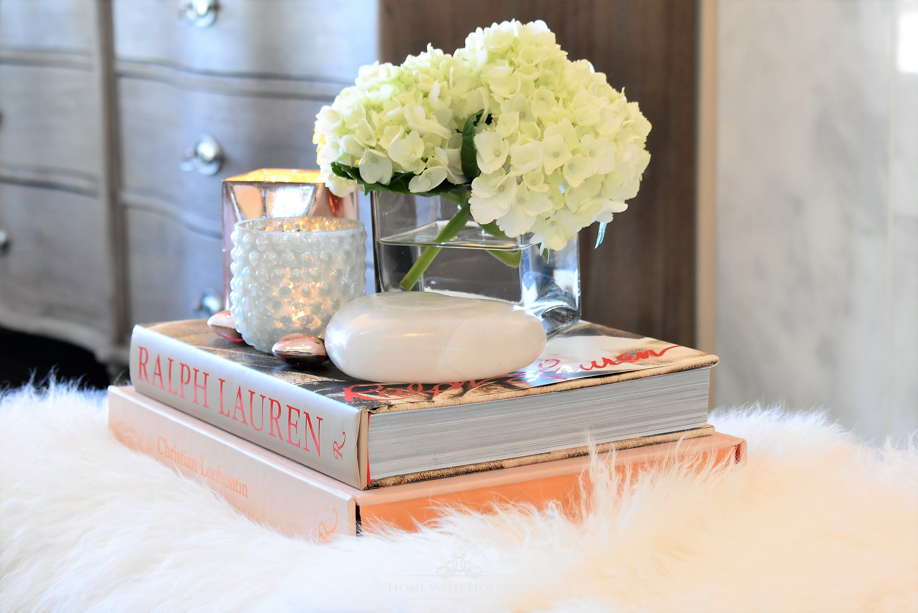 Romantic Valentine's Day Home Decor - Home with Holliday