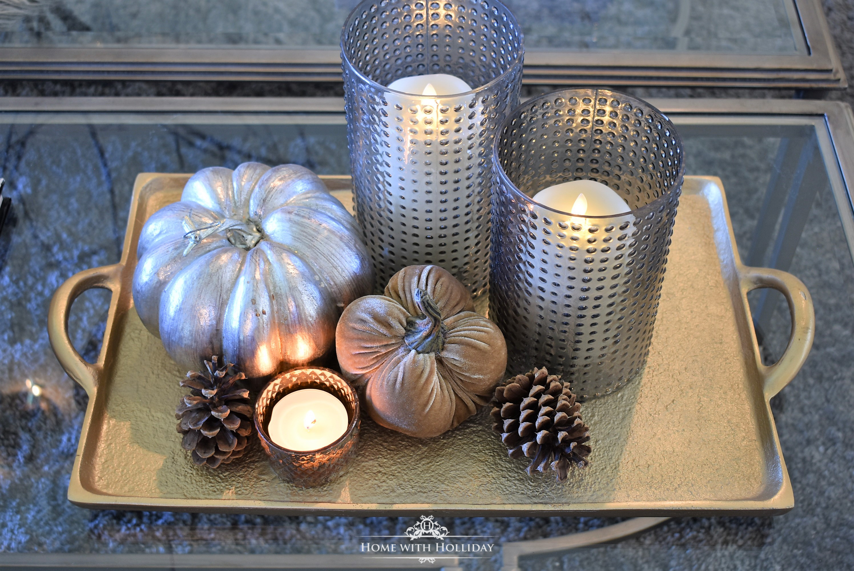 Easy and Creative Fall Decor Ideas 13