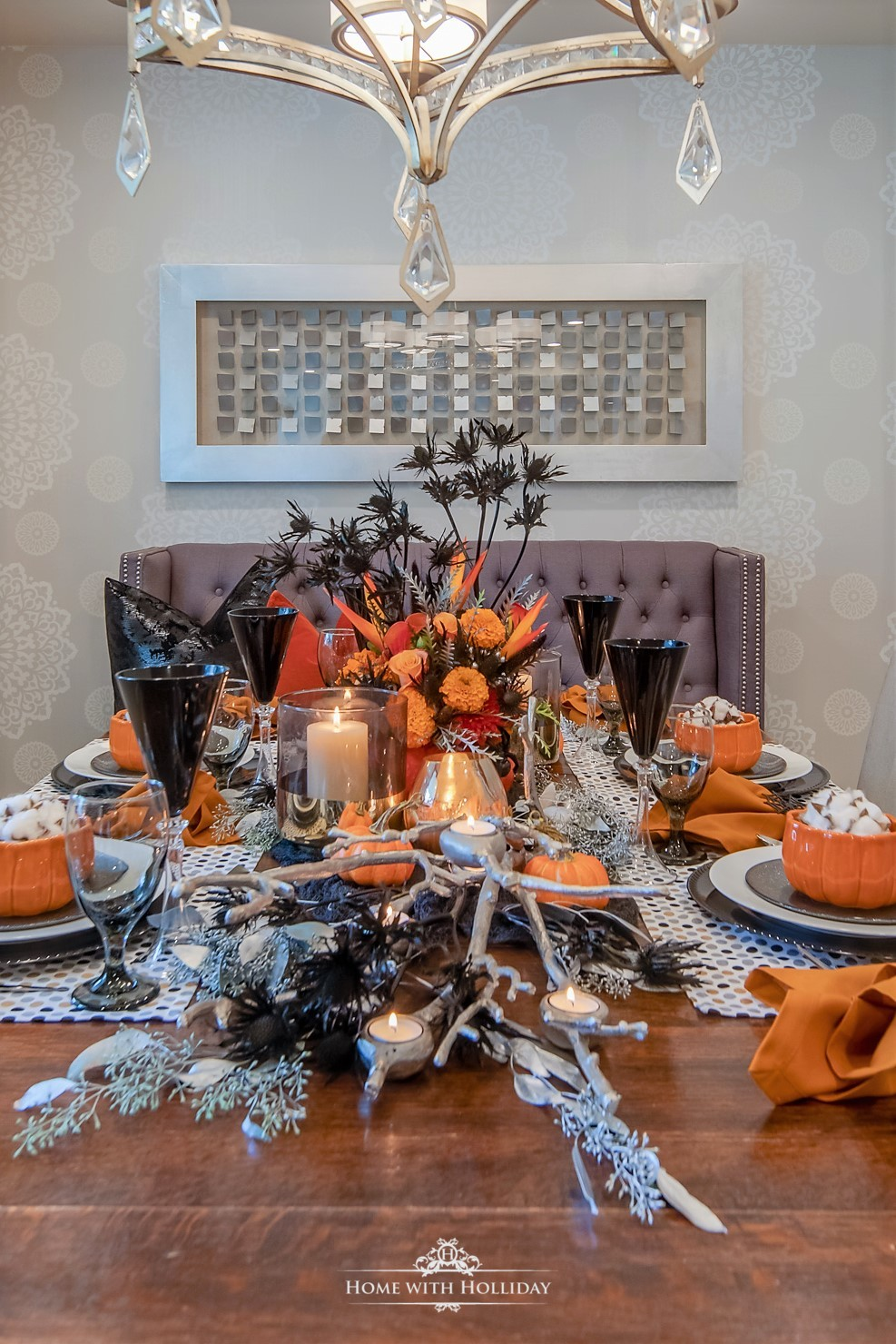 Holiday Hosting at Home #3 - Holiday Decor, Tablescapes and Entertaining Ideas
