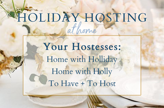 Need some Valentine's Day Inspiration? - Holiday Hosting at Home Blog Hop