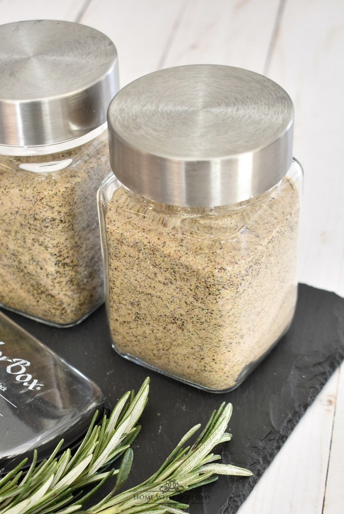 Easy Homemade House Seasoning Gifts - Home with Holliday