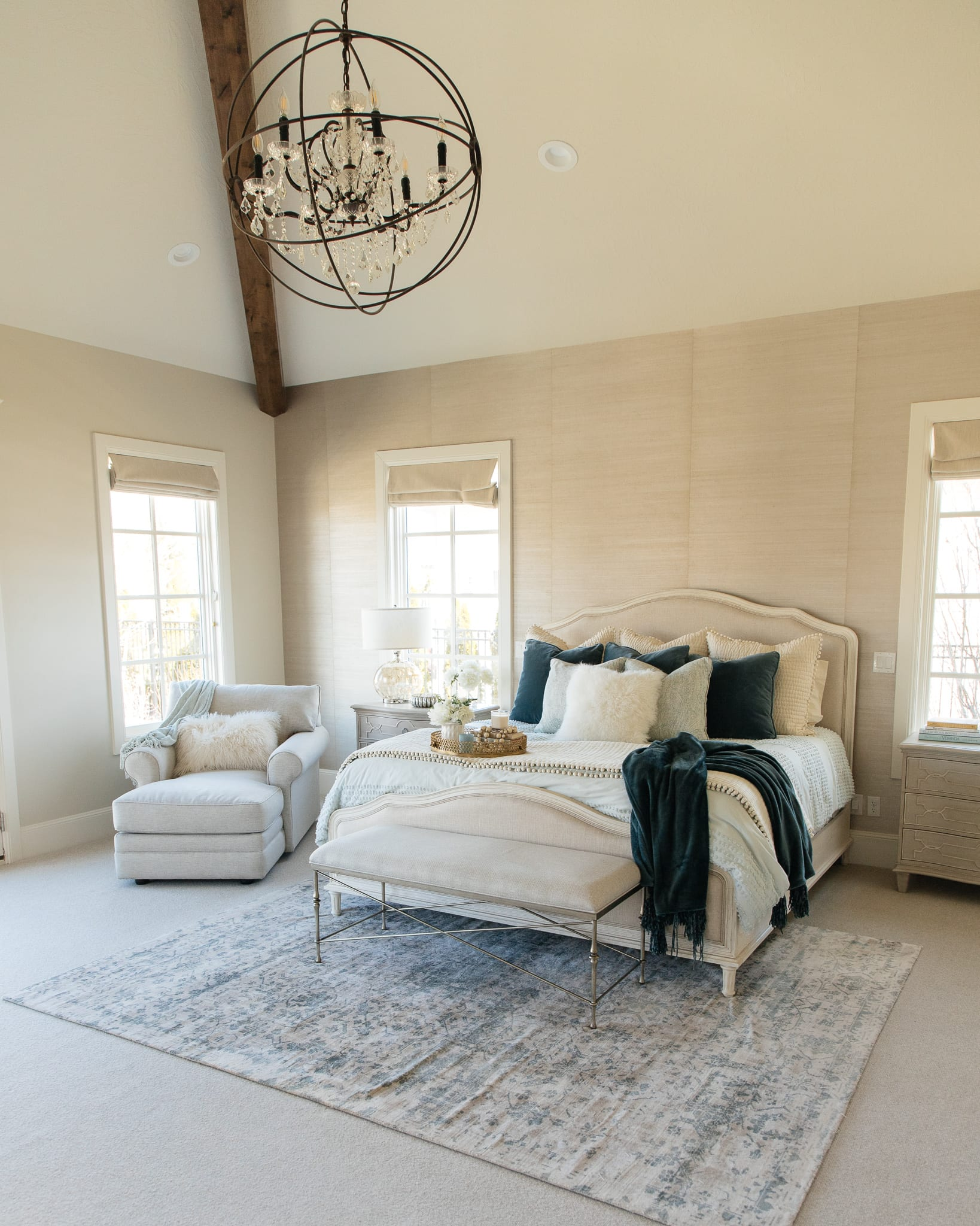 Refreshing My Master Bedroom For Spring Home With Holly