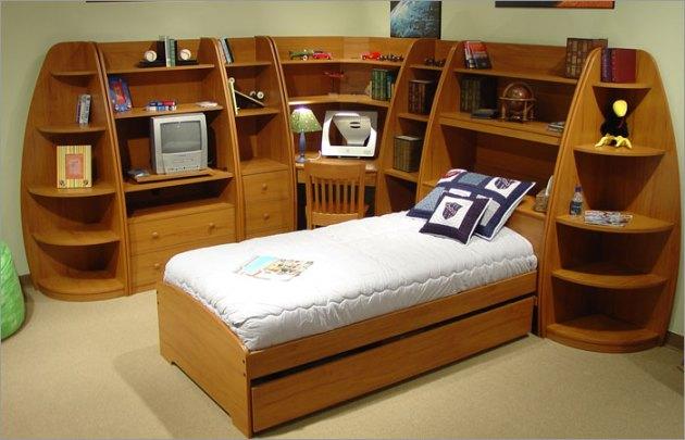 Bookcase Headboard King Plans Free Download Versed92mzc