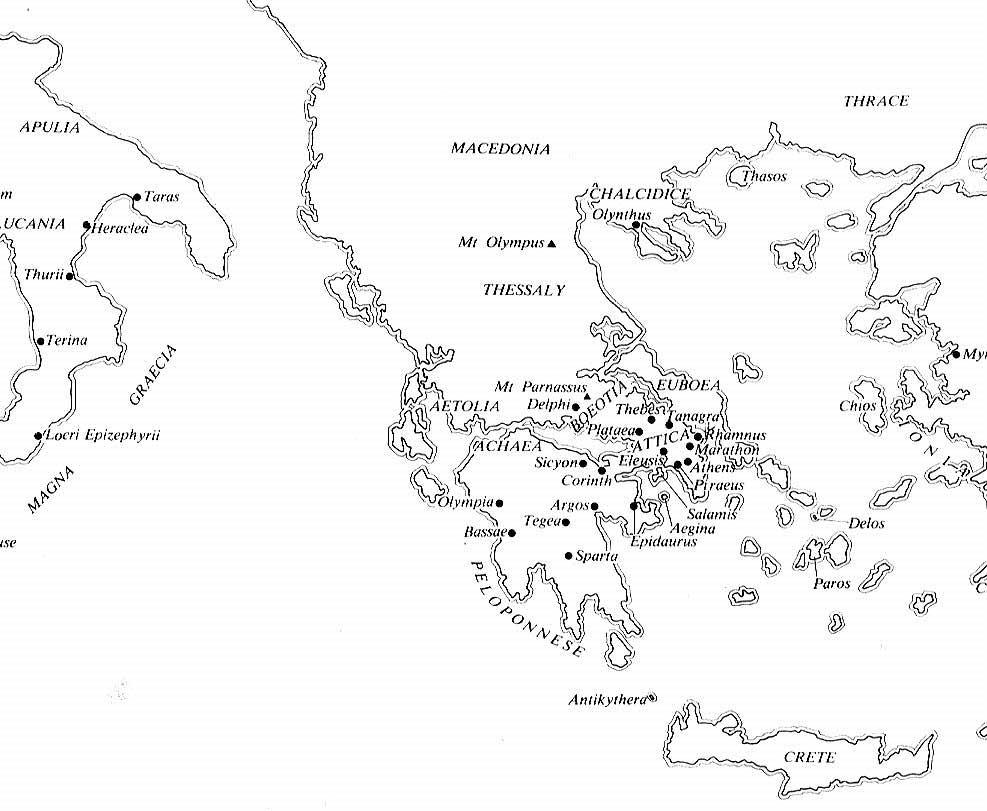 Ancient World: Greece