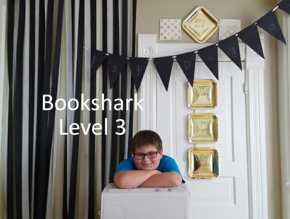 BookShark Level 3 from Homework and Horseplay