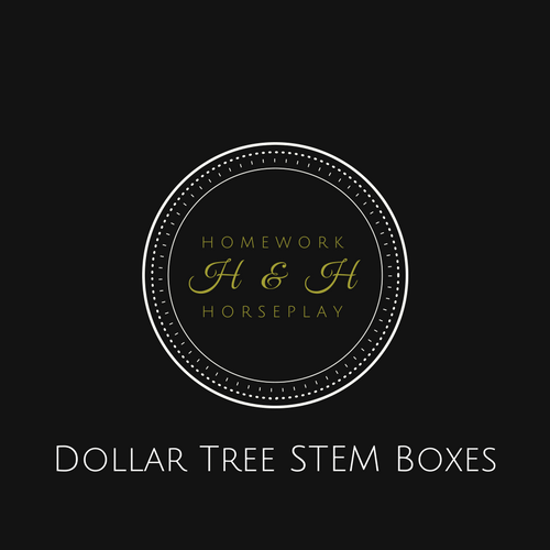 STEM Boxes from Dollar Tree
