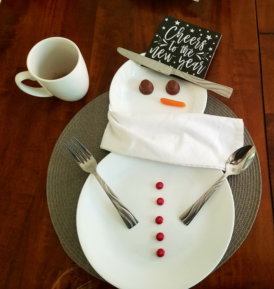 Tea Time Tuesday Snowman Edition from Homework and Horseplay