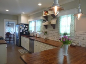 Kitchen remodel (DIY)