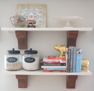 Kitchen Shelving
