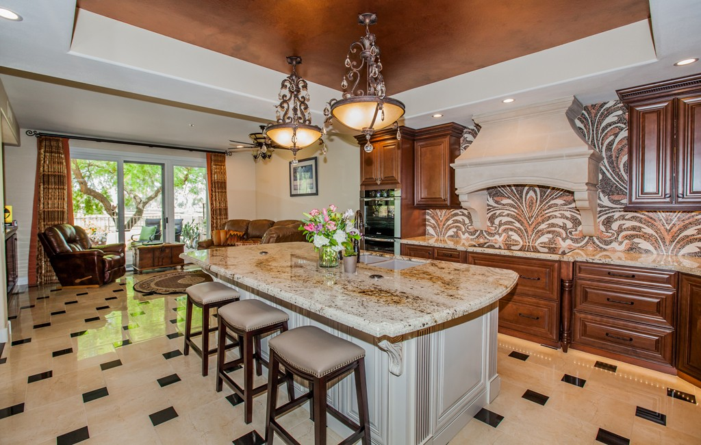 Award Winning Kitchen Remodel in Scottsdale  Kitchen