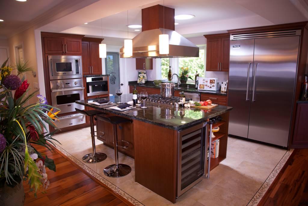 kitchen remodel hawaii faucet delta elegant and bath - homeworks