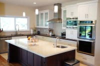 Kitchen Layout With Island - Home Design