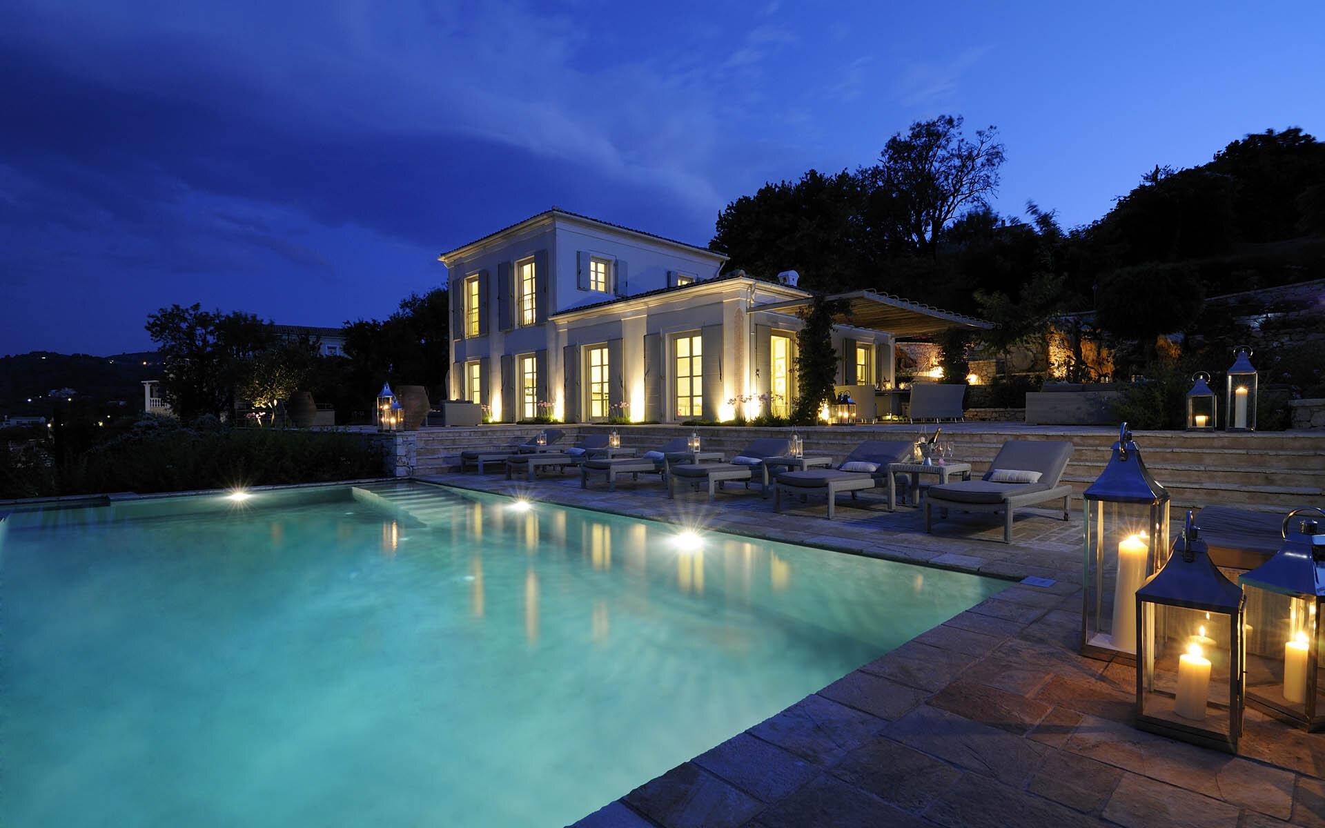 Atolikos House an idyllic corner on the Greek island of Corfu