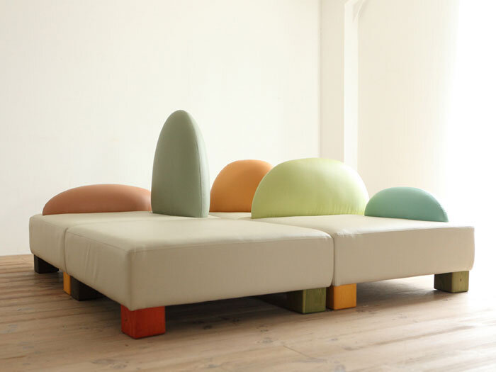 Environmentally Friendly Furniture For Children By Hiromatsu