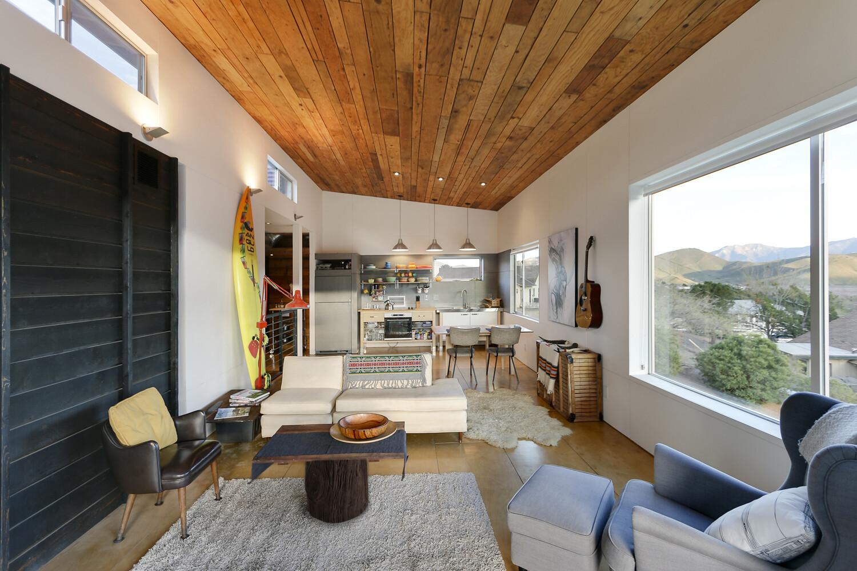 510 Cabin 1000 square foot lake house by Hunter Leggitt