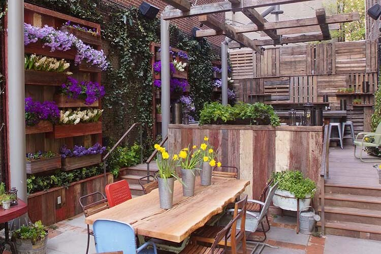 Tatula S Garden Restaurant By Groundswell Design Group
