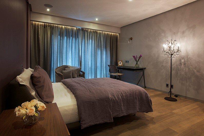 Elegant apartment in Interlomas  Kababie Arquitectos