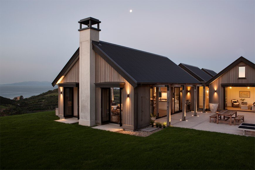 Bold Architecture With Maximum Exposure To The Views And
