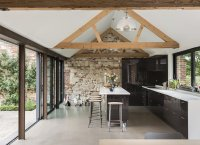 Contemporary barn conversion