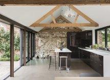 Modern Barn Conversion Interior