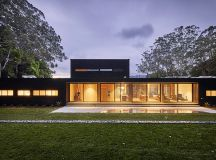 Modular Home Like a Airy Pavilion in New South Wales by ...