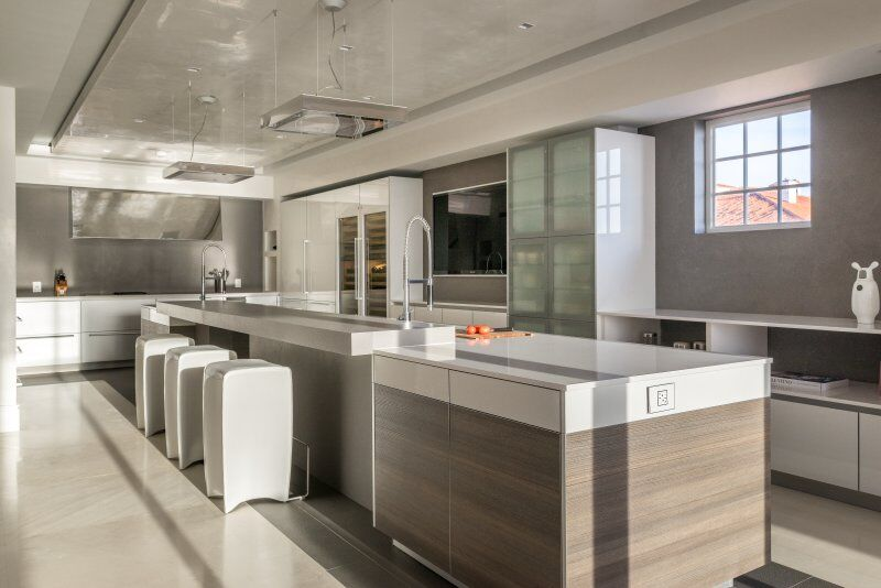 AwardWinning South Florida Kitchen by Hausscape