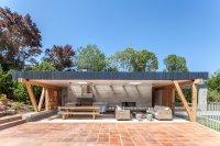 Backyard Pavilion for a Beach House / Chile