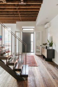 Lorimer Street Townhouse - Loft Home for a Family of Four