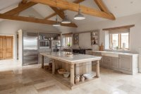 Modern Rustic Kitchen by Artichoke