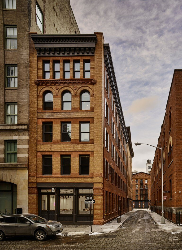 Tribeca Loft  1892 Building Transformed into a Home in St Hubert 10 NY