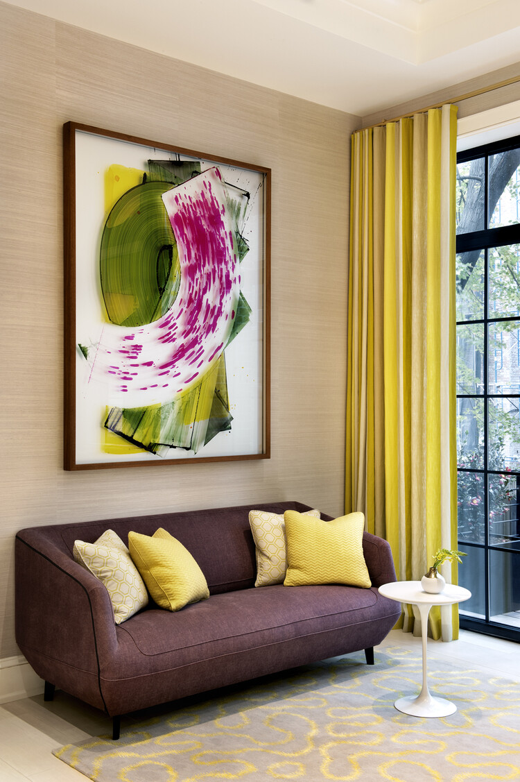 Upper West Side Townhouse Renovated For A Young Family