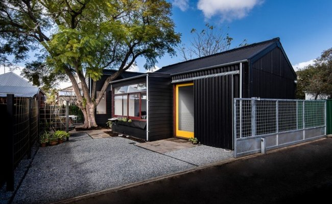 A Successful Experiment In Small Footprint Living Shed House