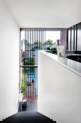 abstract architecture gibson matt interior modern architect architects australia homes addition heritage ultra refined pared aesthetic space modernist extension victorian