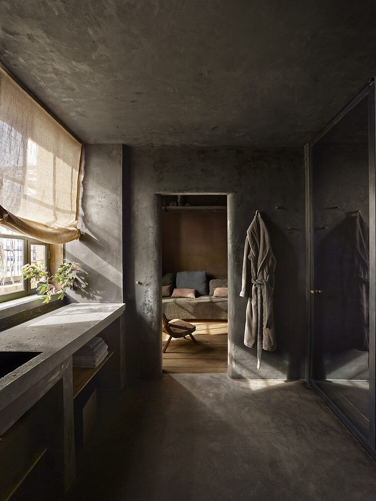 TriBeCa Penthouse Inspired by Wabi Sabi  The Art Of
