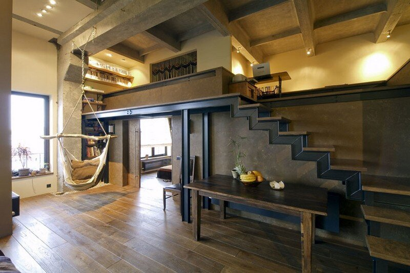Eddy Loft Apartment In Ex Factory Building Open AD