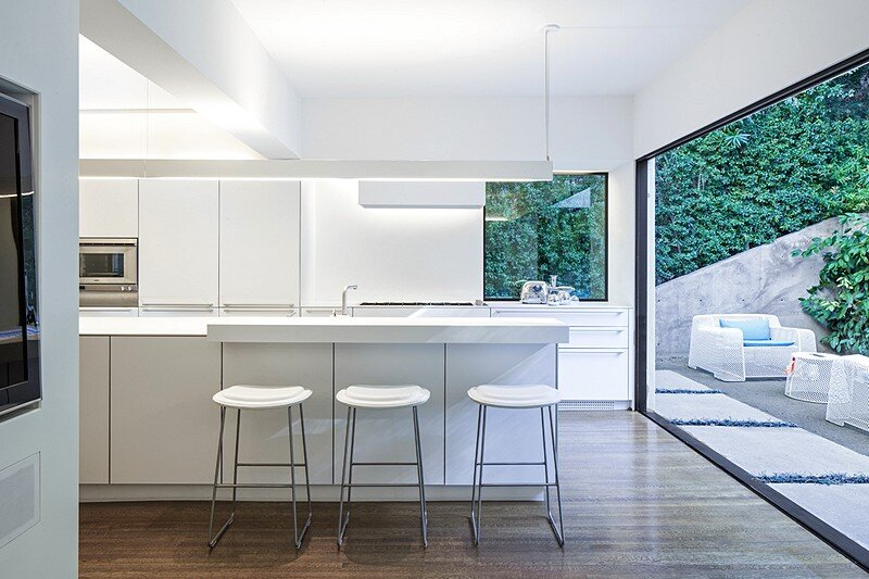 Dundee House Complete Renovation Of An Existing 1934