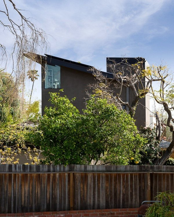 Mar Vista Art Studio Hsu Mccullough Architecture