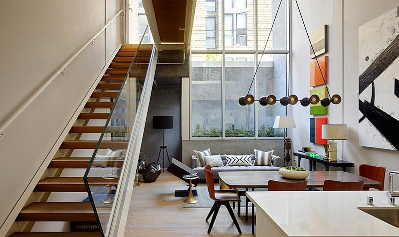 Urban Loft in San Francisco / Jay Jeffers