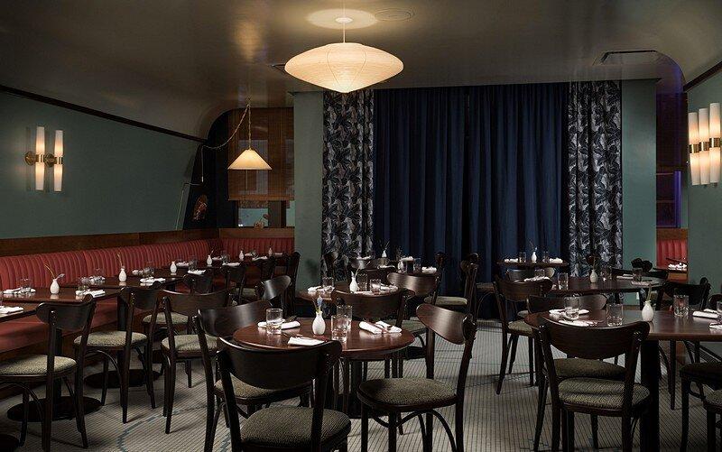 Kissa Tanto Restaurant Inspired By The Vanishing Jazz
